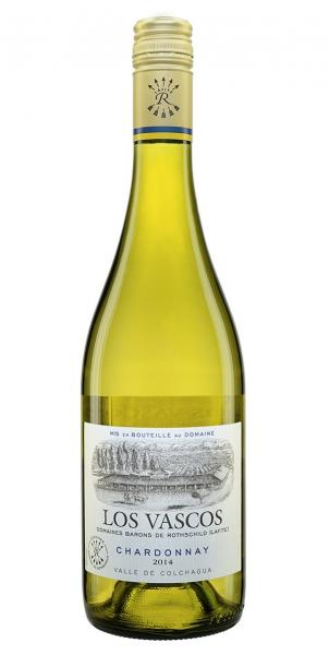 Los Vascos Chardonnay Domaines Barons de Rothschild 2014