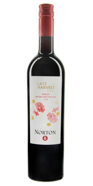 Bodega Norton Late Harvest sweet Merlot 2013