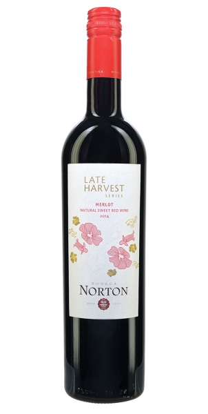 Bodega Norton Late Harvest sweet Merlot 2014