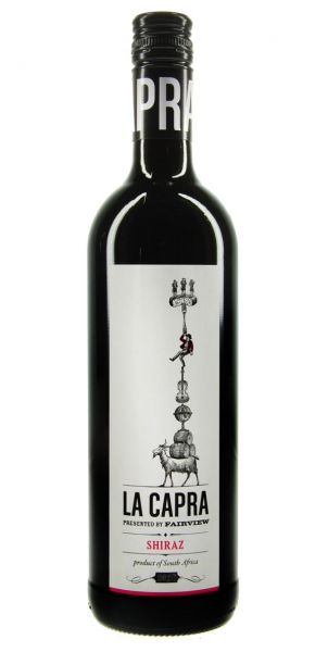Fairview La Capra Shiraz 2013