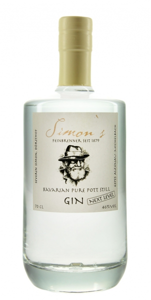 "Simons Gin ""next Level"""