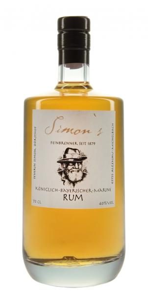 """Simons Rum """"Königlich Bayerischer-Marine"""" 0,7l"""