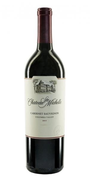 Chateau Ste Michelle Cabernet Sauvignon Columbia Valley 2014
