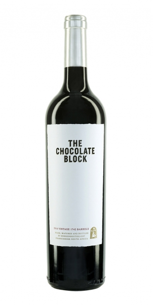 Boekenhoutskloof Chocolate Block 2014