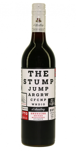 D'Arenberg The Stump Jump Red 2011