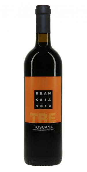 Brancaia TRE Rosso di Toscana 2012