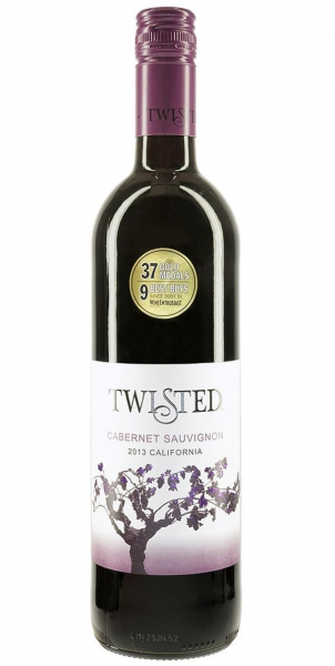 Delicato Twisted Old Vine Cabernet Sauvignon 2014