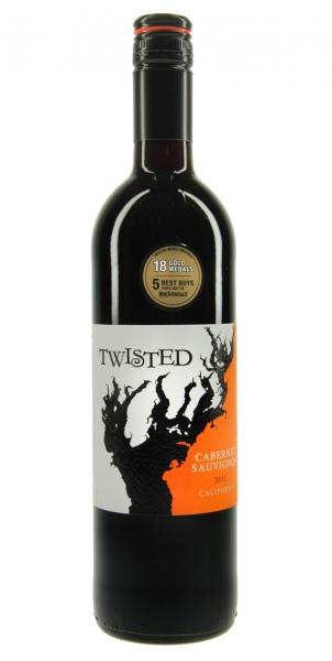 Delicato Twisted Old Vine Cabernet Sauvignon 2012