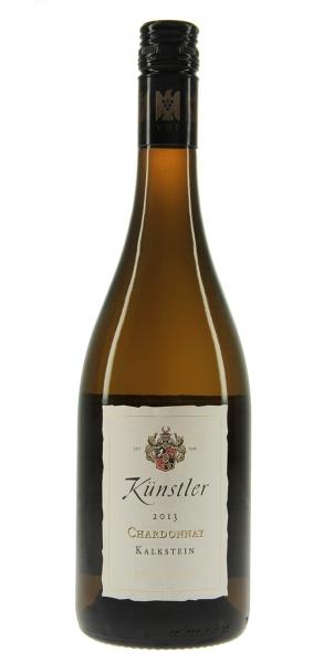 Weingut Künstler Chardonnay Vom Kalkstein Trocken 2013