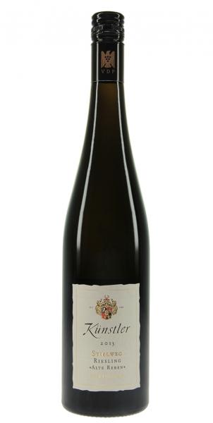 Weingut Künstler Hochheimer Stielweg Alte Reben Riesling trocken 2013