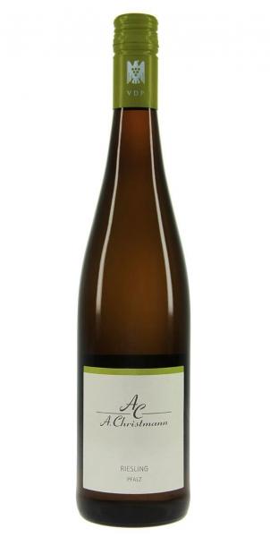 Weingut A. Christmann Pfalz Riesling Qualitätswein VDP BIO* 2014