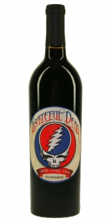 Wines That Rock Grateful Dead Syrah 2011