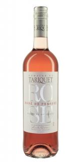 Domaine du Tariquet Rosé de Pressée Cotes de Gascogne IGP 2015