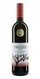 Delicato Twisted Old Vine Zinfandel 2013