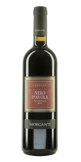 Morgante Nero d'Avola Rosso IGT Vendemmia 2014