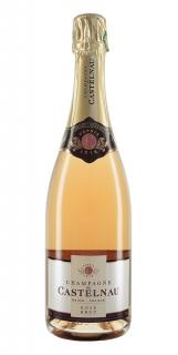Champagne de Castelnau Brut Rose