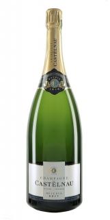 Champagne de Castelnau Brut Reserve Magnum 1,5L