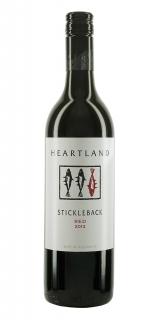 Heartland Stickleback Red 2013