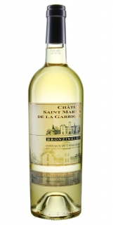 Château Saint Martin de la Garrigue Bronzinelle blanc 2013