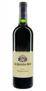 Dr. Bürklin-Wolf Bürklin Estate Dornfelder QbA trocken BIO* 2012