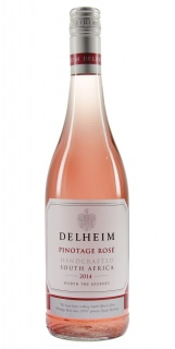 Delheim Pinotage Rosé Coastal Region 2014