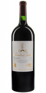 Baron Philippe de Rothschild Mouton Cadet Rouge Retro 1,5L 2011
