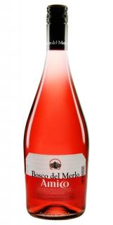Bosco del Merlo Amico Vino Rose Frizzante