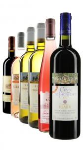 Weinpaket Château Ksara - Frühlingsgruß