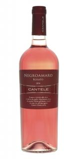 Cantele Classica Negroamaro Rosato Salento 2016