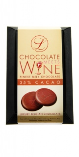 Chocolate meets wine 35%