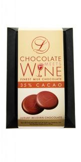 Chocolate meets wine 35%
