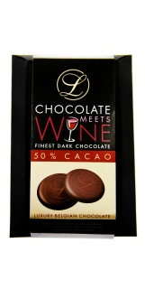 Chocolate meets wine 50%