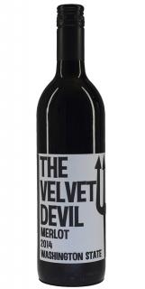 Charles Smith Velvet Devil Merlot 2014