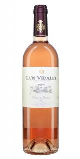 Can Vidalet Blanc de Negres 2014