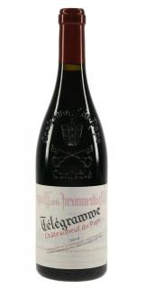 Vignobles Brunier Télégramme Châteauneuf du Pape AOC 2012