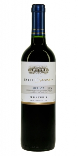 Errazuriz Estate Merlot 2012