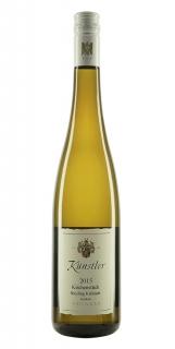 Weingut Künstler Kirchenstück Riesling Kabinett trocken 2015