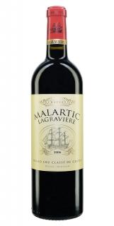 Chateau Malartic-Lagraviere rouge Pessac Leognan 2006