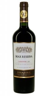 Errazuriz Max Reserve Carmenere 2012
