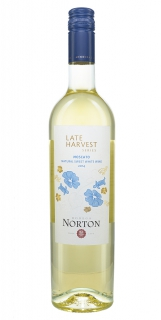 Bodega Norton Late Harvest sweet Moscato 2014