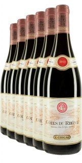 Weinpaket Guigal Côtes du Rhône Rouge