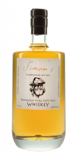 Simons Whiskey Bavarian Pure Pott Still 0,7L