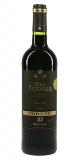 Miguel Torres Gran Coronas Cabernet Sauvignon Reserva 2012