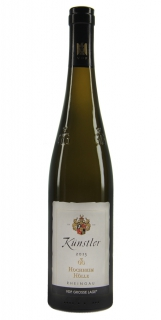 Weingut Künstler Hochheimer Hölle GG Riesling trocken 2013