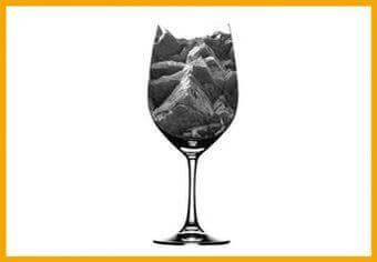 Exorbitant mineralische Weine